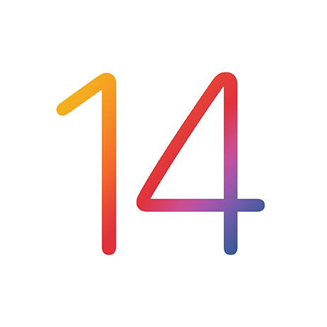 Supports iOS 14