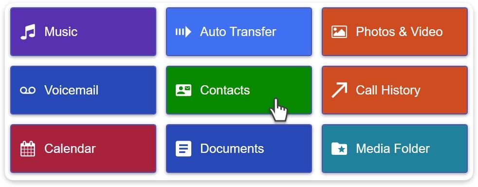 export iphone contacts to computer with iexplorer iexplorer