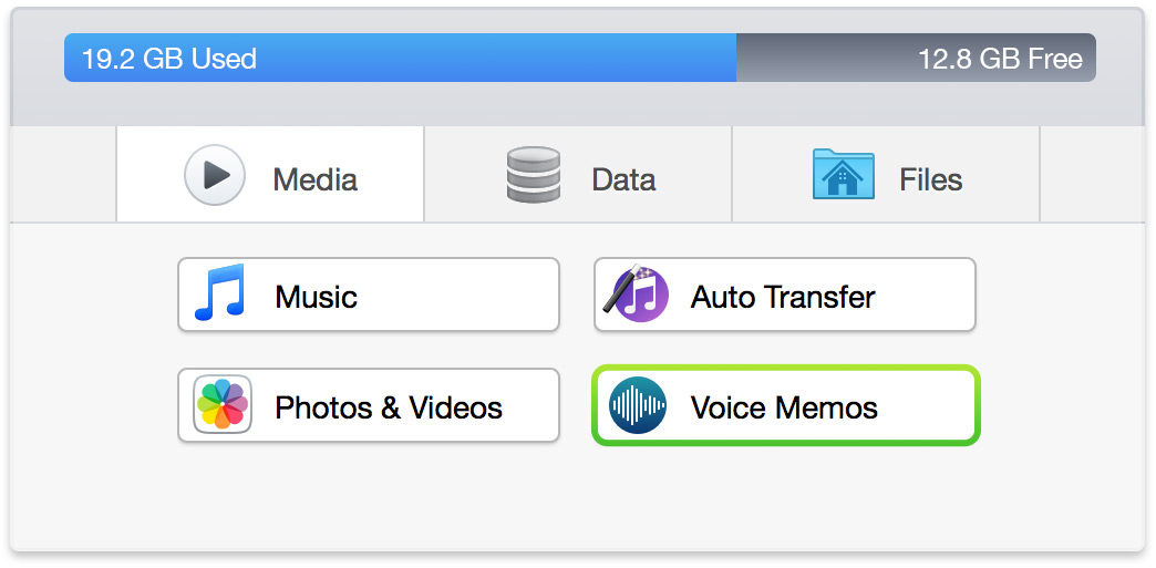 download voice memos from iphone without itunes