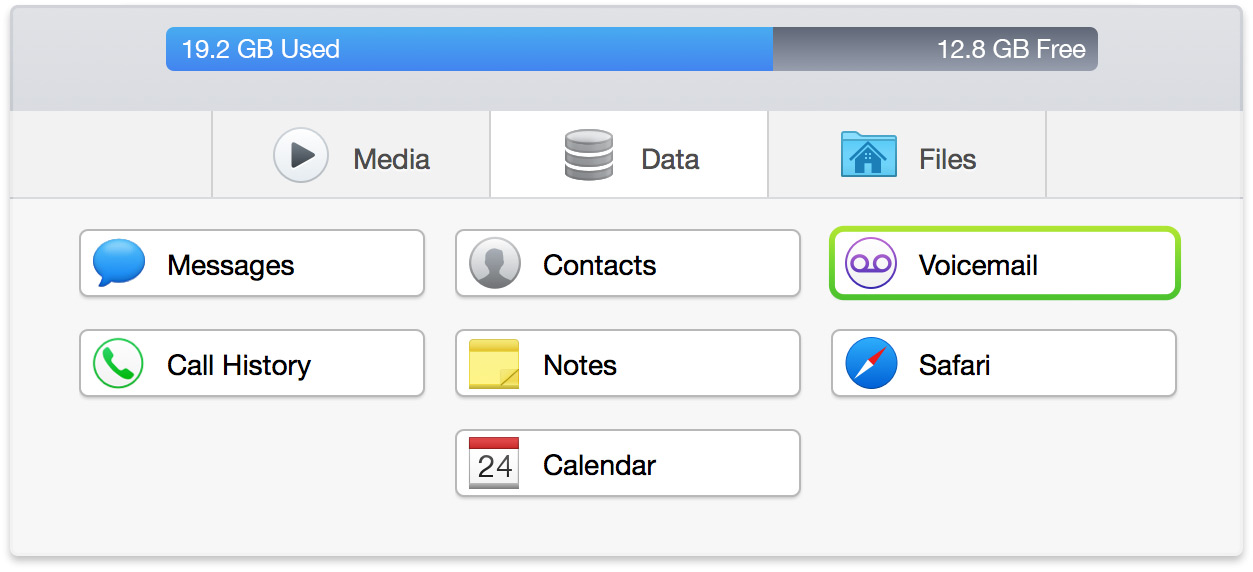 how to get iphone contacts on mac export voicemail from iphone to computer with iexplorer 20090